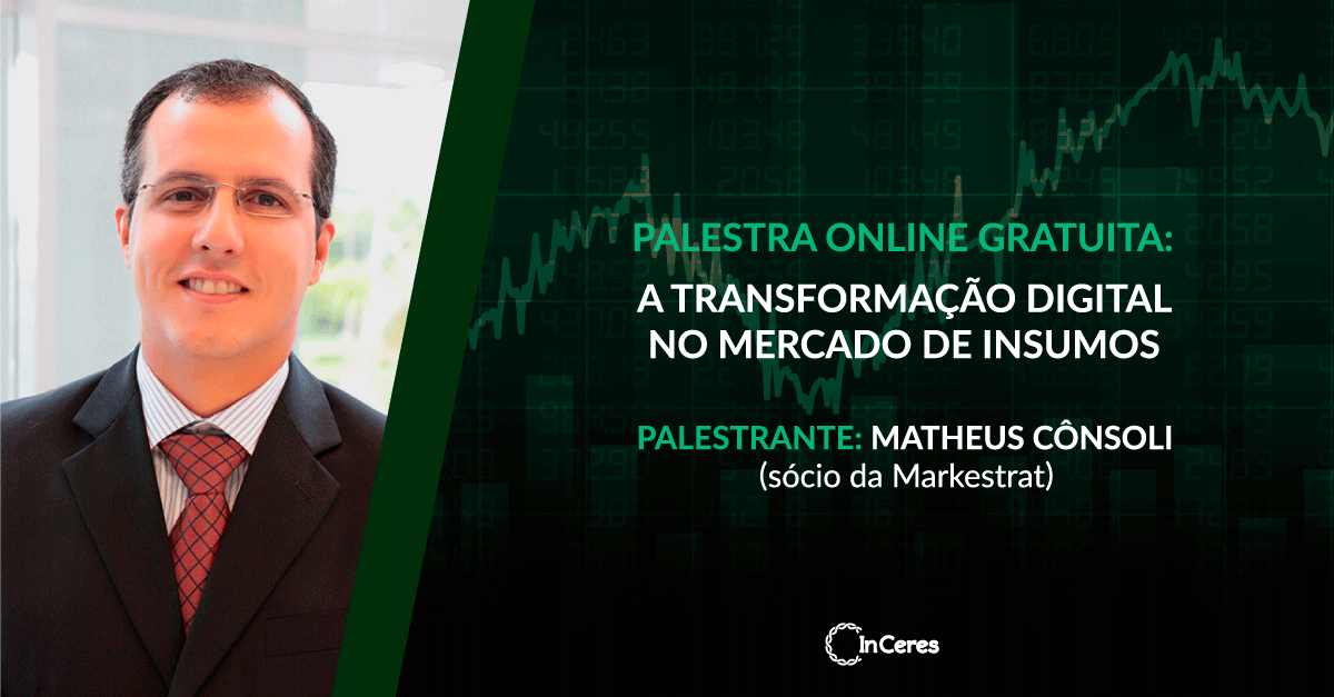 A transformação digital no mercado de insumos
